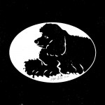 poodle-silhouette
